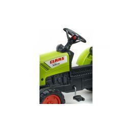 FALK - Šlapací traktor Claas Arion 430 s vlečkou - 2