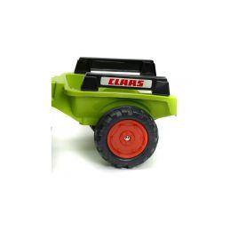 FALK - Šlapací traktor Claas Arion 430 s vlečkou - 3