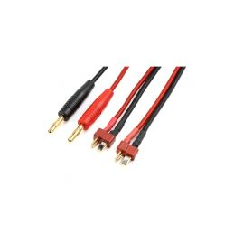 Nabíjecí kabel - Deans sériový 14AWG 30cm - 2