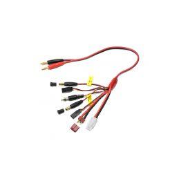 Nabíjecí kabel - JR-Tx/FUT-Tx/Rx/TAM/DNS 16AWG - 1
