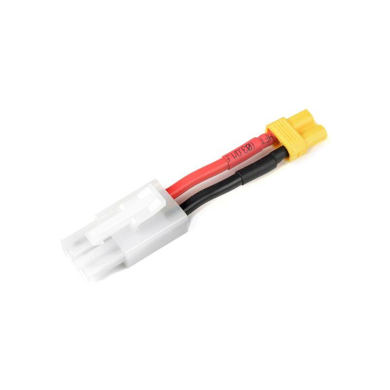 Konverzní kabel Tamiya samec - XT-30 samec 14AWG - 1