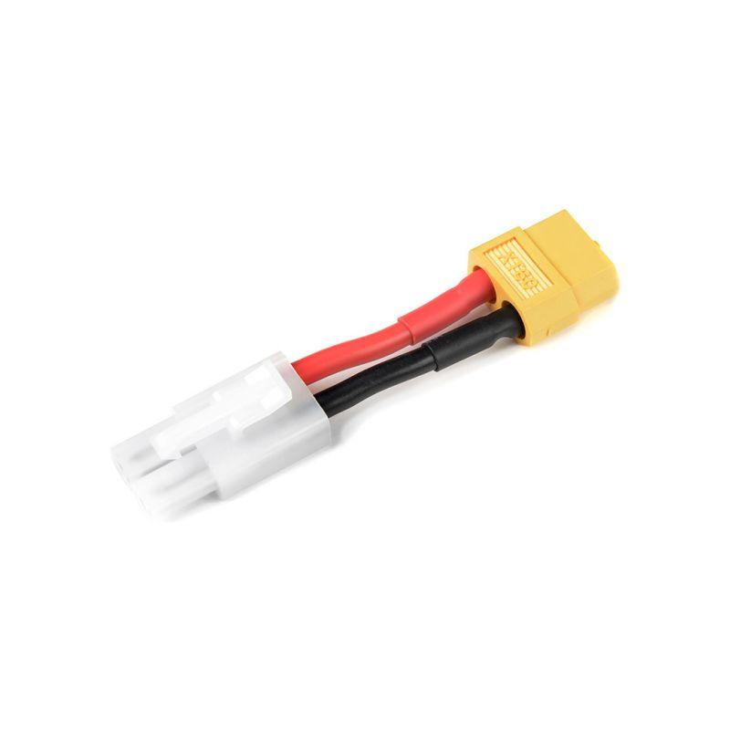 Konverzní kabel Tamiya samec - XT-60 samec 14AWG - 1