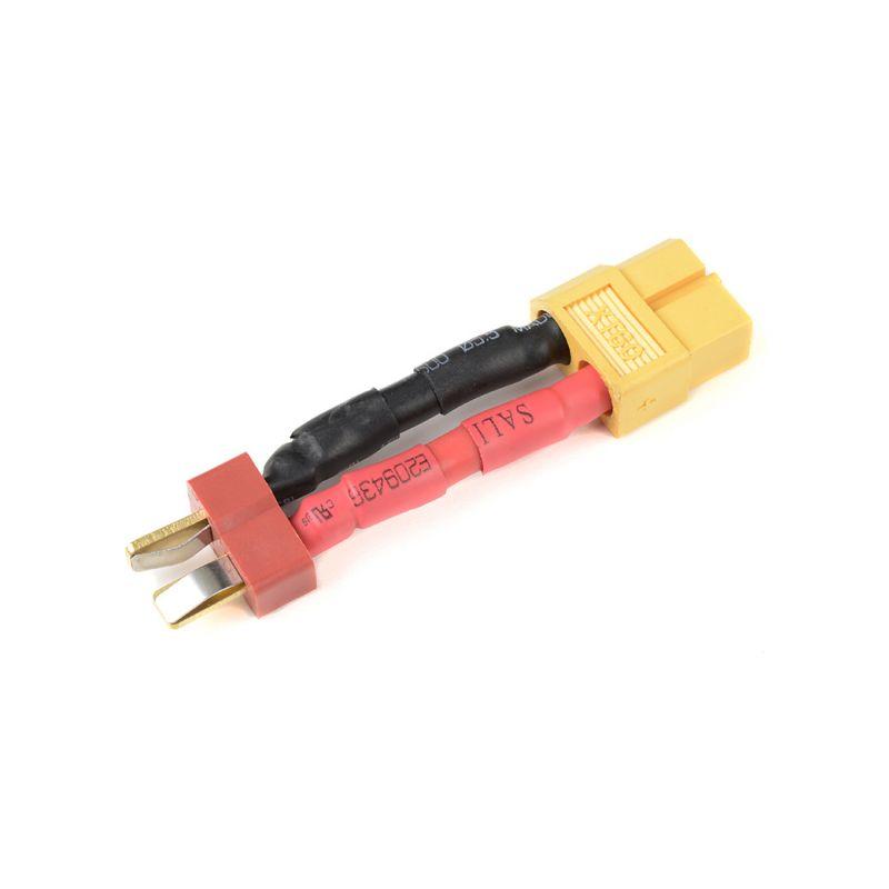 Konverzní kabel Deans samec - XT-60 samec 12AWG - 1