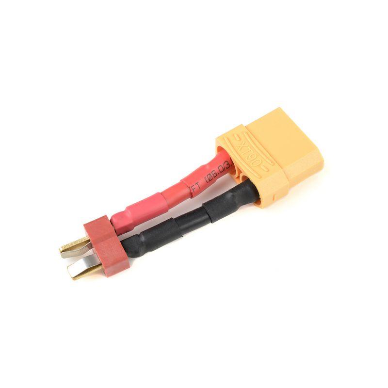 Konverzní kabel Deans samec - XT-90 samec 12AWG - 1