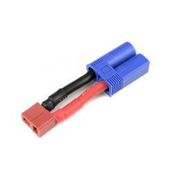 Konverzní kabel Deans samice - EC5 samice 12AWG - 2