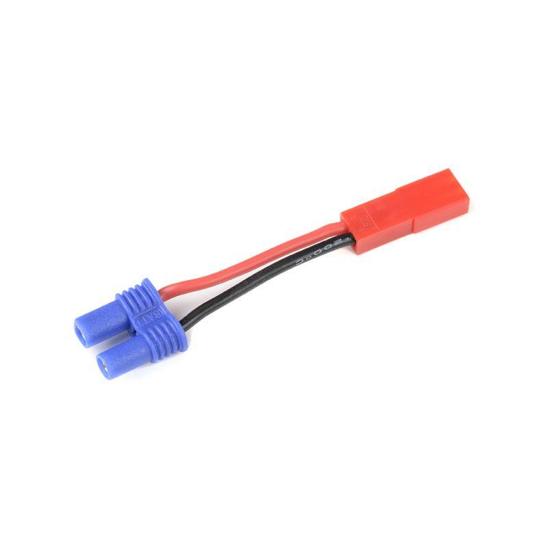 Konverzní kabel EC2 samec - JST samice 20AWG - 1