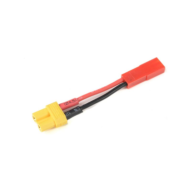 Konverzní kabel XT-30 samec - JST samice 20AWG - 1