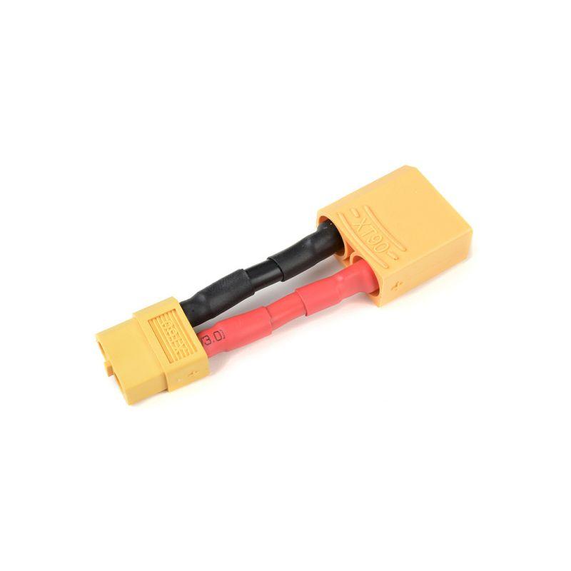 Konverzní kabel XT-60 samec - XT-90 samice 12AWG - 1