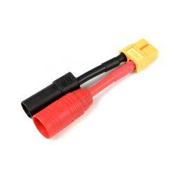 Konverzní kabel XT-60 samec - AS-150 + XT-150 12AWG - 2