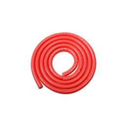 Kabel se silikonovou izolací Powerflex 8AWG červený (1m) - 1
