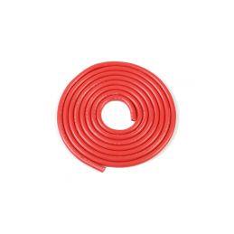 Kabel se silikonovou izolací Powerflex 16AWG červený (1m) - 1
