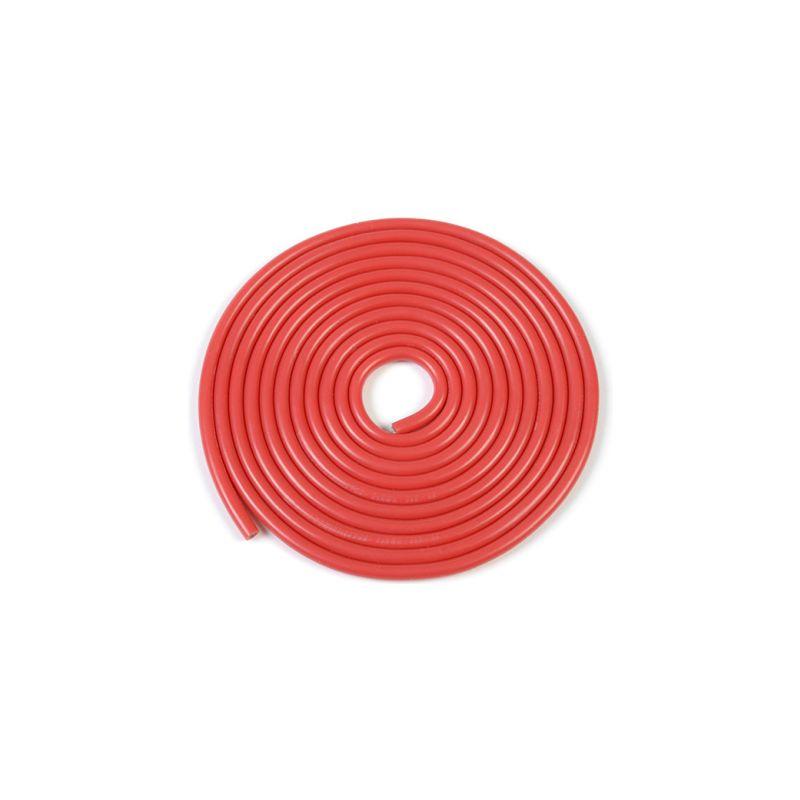 Kabel se silikonovou izolací Powerflex 20AWG červený (1m) - 1