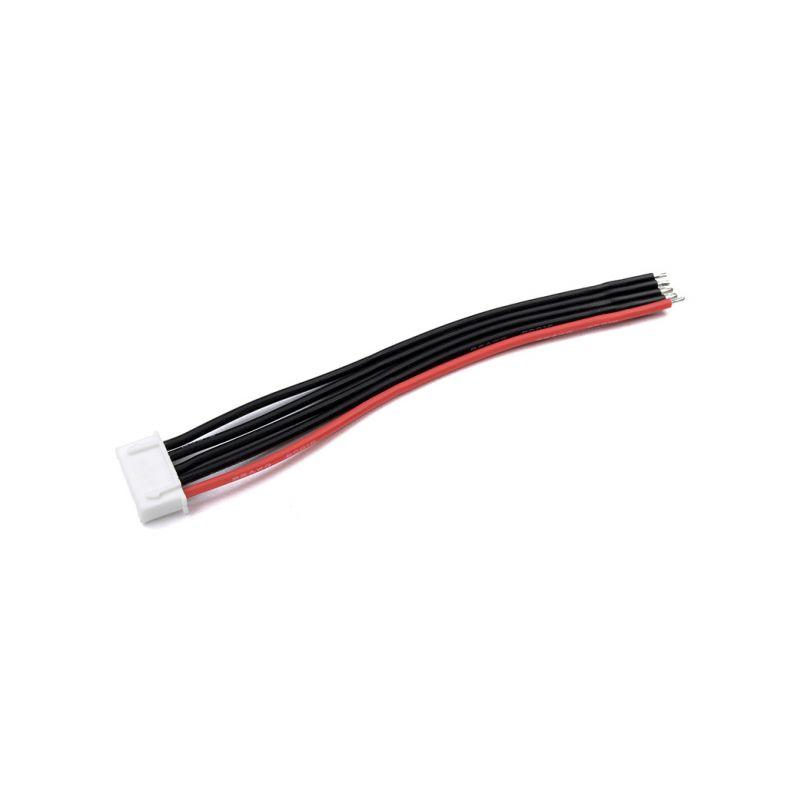 Balanční kabel 4S-XH samec 22AWG 10cm - 1
