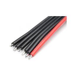 Balanční kabel 5S-XH samice 22AWG 10cm - 3