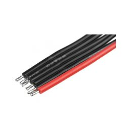 Balanční kabel 5S-EH samec 22AWG 10cm - 3