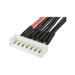 Balanční kabel 6S-EH samice 22AWG 10cm - 2
