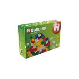 HUBELINO Kuličková dráha - set Basic 106 dílků - 1