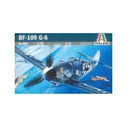 Italeri Bf-109 G-6 (1:72) - 1