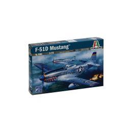 Italeri P-51D Mustang (1:72) - 1