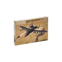 """Italeri A-10 A/C Thunderbolt ll """"Válka v Zálivu"""" (1:72) - 1"""