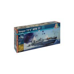 Italeri loď VOSPER 726 MTB 77 (1:35) - 1
