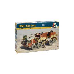 Italeri HEMTT Gun Truck (1:35) - 1