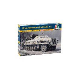 Italeri Panzerwerfer 42 auf Sd.Kfz. 4/1 (1:35) - 1