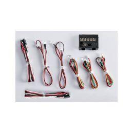 Killerbody světelná sada 1:7 8x LED, řídicí jednotka - 1