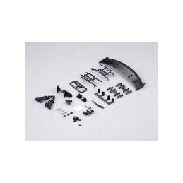 Killerbody sada doplňků - spoilery, zrcátka, stěrače, antény - 1