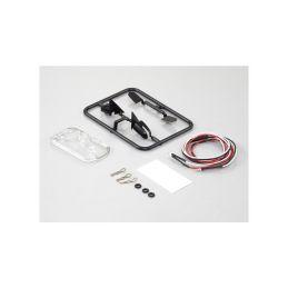 Killerbody zpětná zrcátka typ A s LED osvětlením - 1