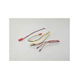 Killerbody LED 3mm žluté pro zrcátka (2) - 1
