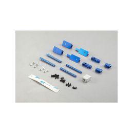Killerbody držáky karoserie hliníkové s magnety - 1