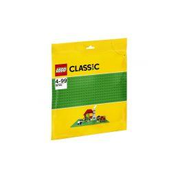 LEGO Classic - Zelená podložka na stavění - 1