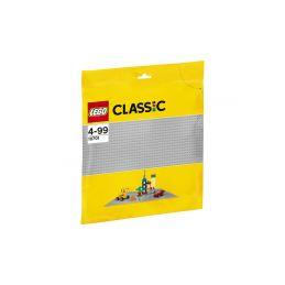 LEGO Classic - Šedá podložka na stavění - 1