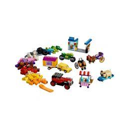 LEGO Classic - Kostky na kolečkách - 1