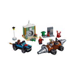 LEGO Juniors - Bankovní loupež Podkopávače - 1
