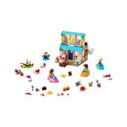 LEGO Juniors - Stephanie a její dům u jezera - 1