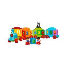 LEGO DUPLO - Vláček s čísly - 1
