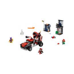 LEGO Batman Movie - Harley Quinn a útok dělovou koulí - 1