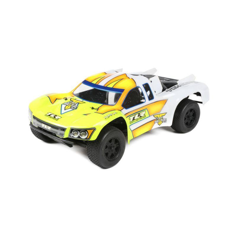 TLR TEN-SCTE 3.0 1:10 4WD Race Kit - 1