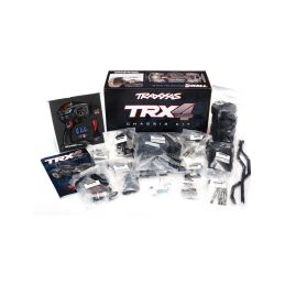 Traxxas TRX-4 1:10 TQi Kit bez karoserie - 7