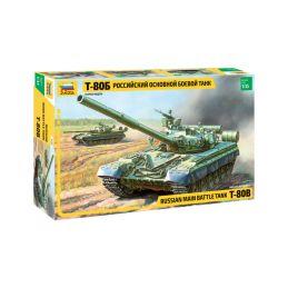 Zvezda T-80B MBT (re-edice) (1:35) - 1