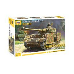 Zvezda Panzer IV Ausf.H (1:72) - 1