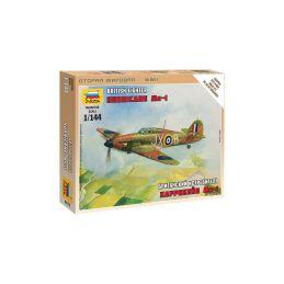 Zvezda Snap Kit - Hawker Hurricane Mk-1 (1:144) - 1