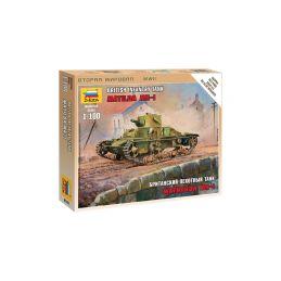 Zvezda Snap Kit - Matilda Mk I (1:100) - 1