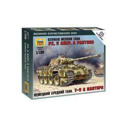Zvezda Snap Kit - Panther A (1:100) - 1