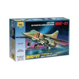 Zvezda MIG-27 reedice (1:72) - 1