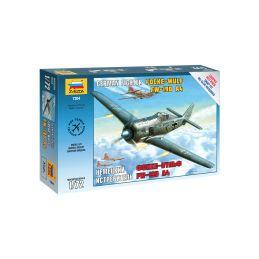 Zvezda Snap Kit - FockeWulf Fw 190 A4 (1:72) - 1