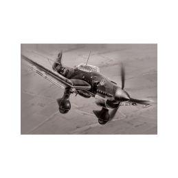 Zvezda Snap Kit - Junkers Ju-87B2 Stuka (1:72) - 3