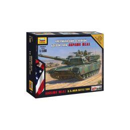 Zvezda Snap Kit - Abrams M1 A1 (1:100) - 1